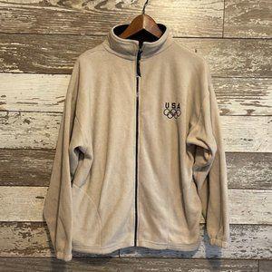USA Olympic Fleece